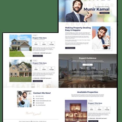 Free Real Estate Layout