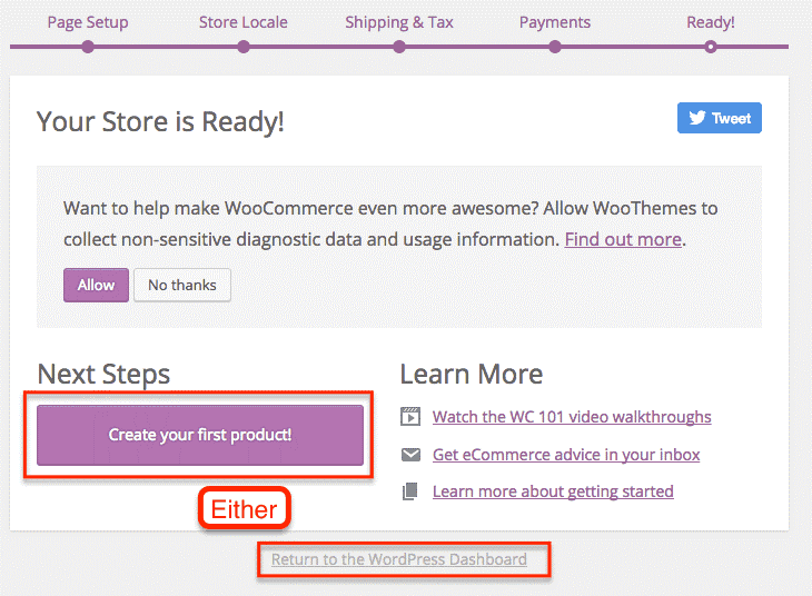 WooCommerce_ready to go