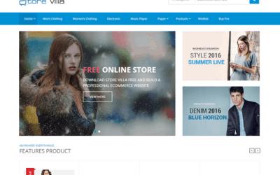 20 Best Free eCommerce WordPress Themes 2017!