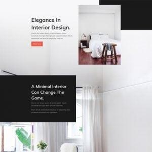 Divi interior design