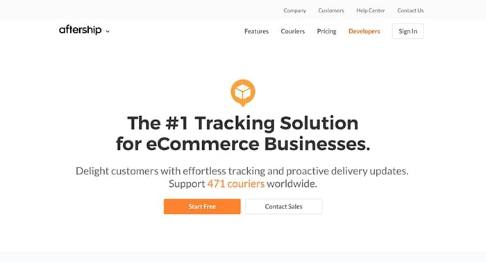 AfterShip The #1 Shipment Tracking Platform