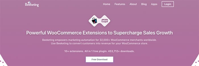 Beeketing Best WooCommerce Extension for Marketing