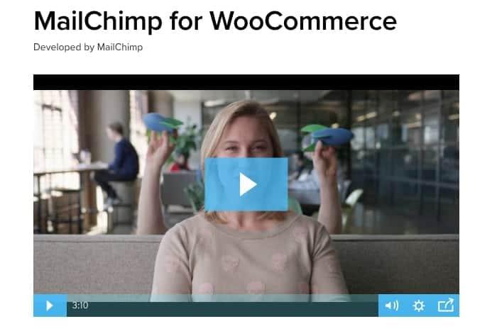 MailChimp for WooCommerce - WooCommerce.com