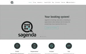 Sagenda WordPress Plugin