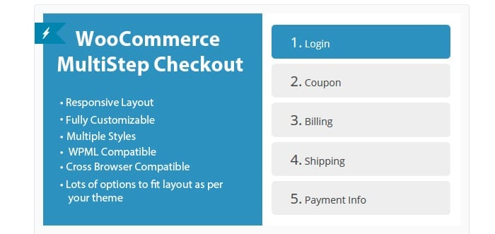 WooCommerce MultiStep Checkout Wizard by Kole_Roy CodeCanyon