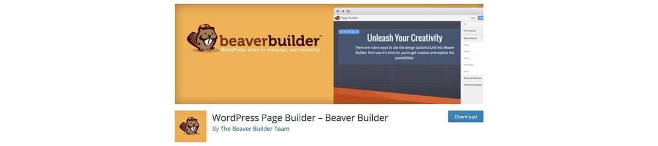 Beaver Builder LITE