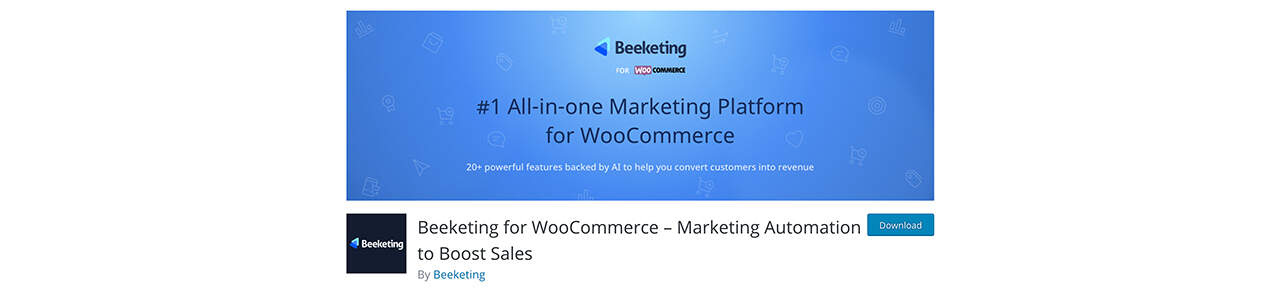 Beeketing plugin for WooCommerce
