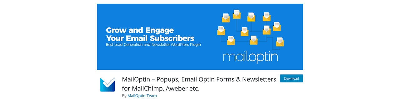 MailOptin Optin Form Plugin For WordPress