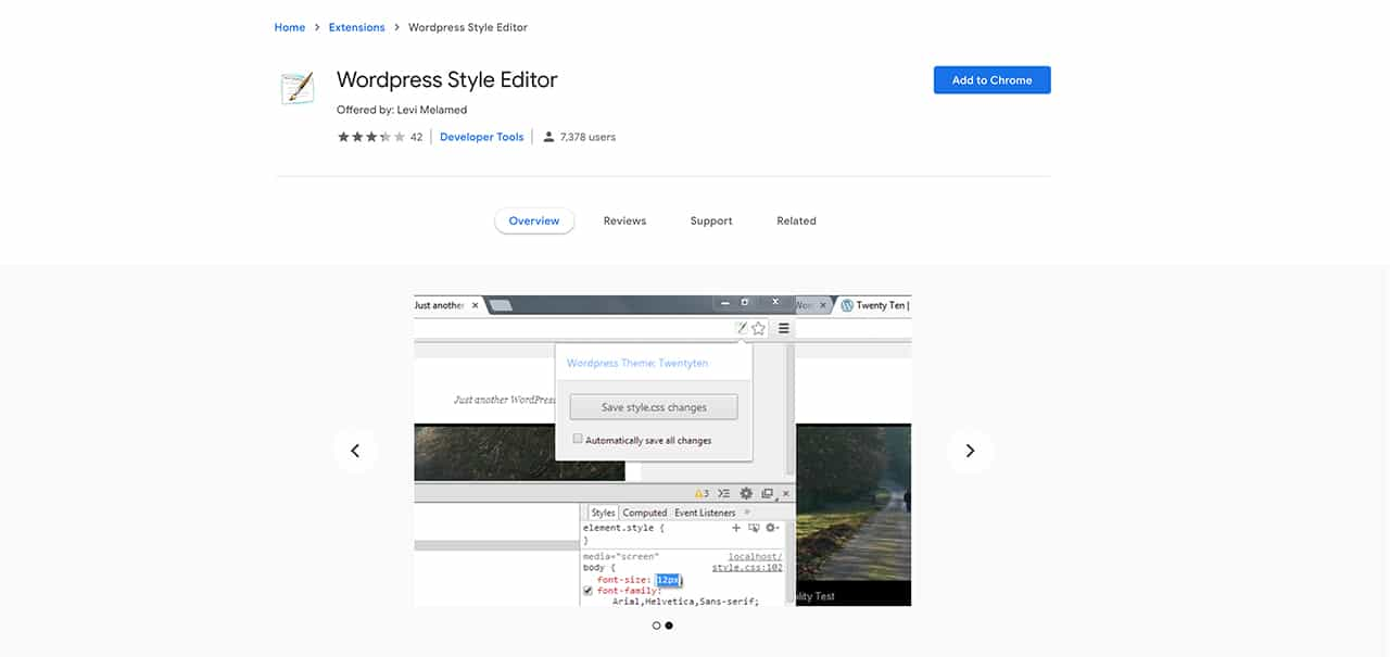 Top Chrome Extensions for WordPress Users | Darrel Wilson