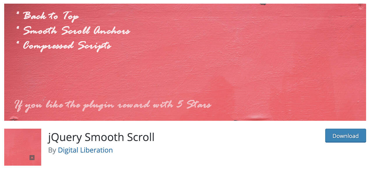 Video: How to Add Smooth Scroll to WordPress | Darrel Wilson