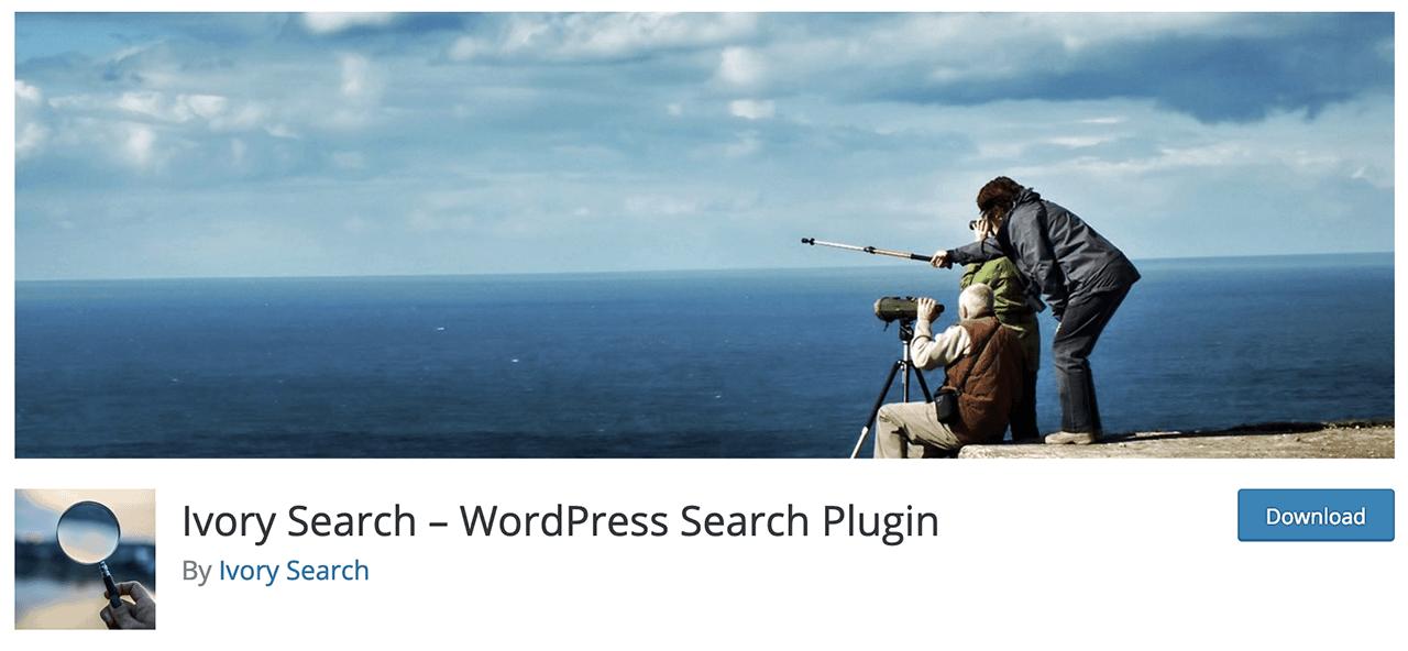 Best Search Plugins for WordPress | Darrel Wilson
