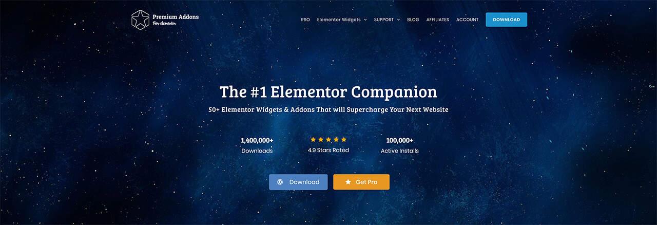 Top 10 Best Elementor Add-on Plugins For Elementor   Darrel